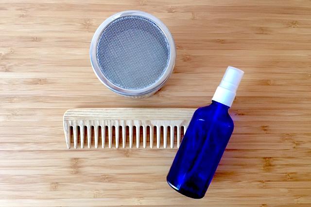 Accessoires et produits cheveux