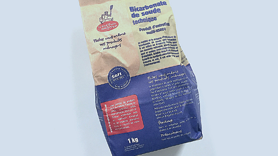 Le bicarbonate, un indispensable