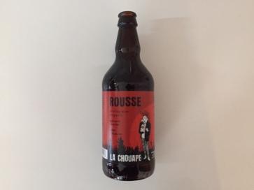 Bouteille de bierre consignée