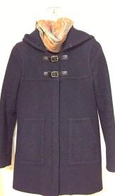 Manteau d'hiver en laine