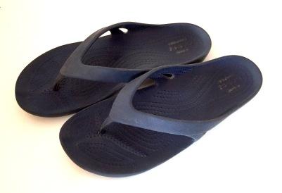 Chaussons printemps/été (et sandale pour la piscine)