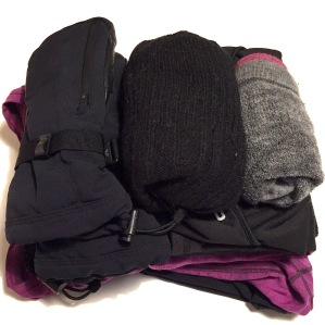 Vêtements pour affronter l'hiver Québécois
