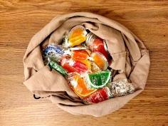 Bonbons de l'Halloween