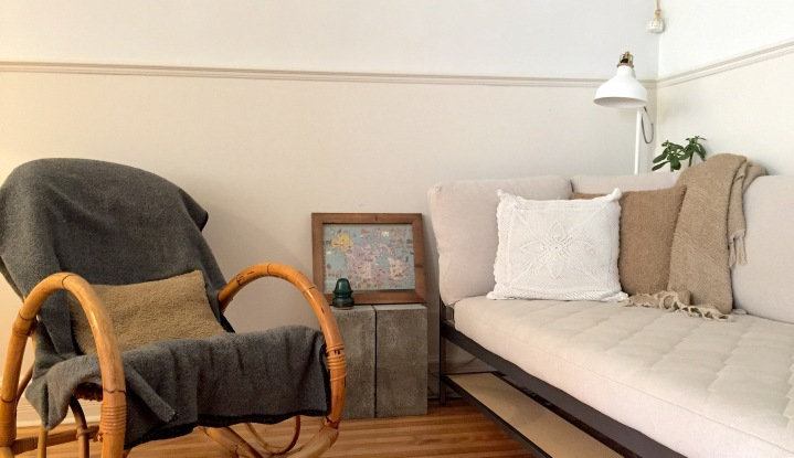 Mon Salon / Salle à manger slow &minimaliste