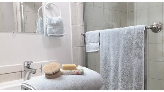 Ma salle de bain slow, minimaliste et zéro déchet!