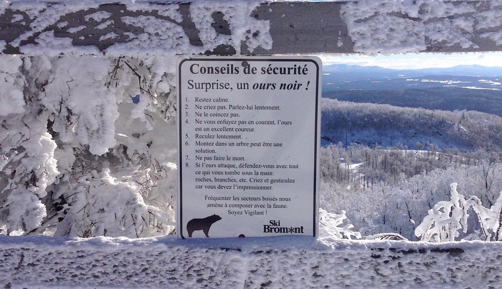 La liste de mes envies, un hiver à Montréal