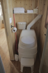 Toilettes-sèches